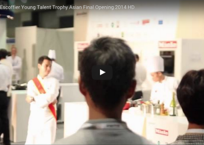 Young Talent Trophy Asia Final 2014