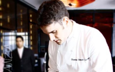Charles-Benoit, Lacour Executive Chef, Dome De Cristal, Hong Kong
