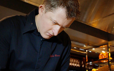 Olivier Elzer, Executive Chef, Seasons by Olivier Elzer, Hong Kong