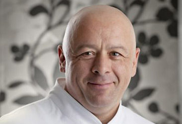 Thierry Marx, 2* Michelin Executive Chef at Sur-Mesure, Mandarin Oriental Hotel, Paris