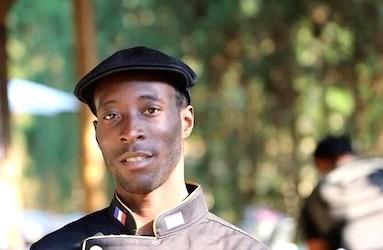 Raphael Kinimo, Chef de Cuisine, Ritz Carlton Macau