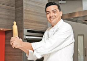 French Chef develops Passion for cooking in Mother's Kitchen
