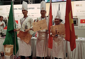 Singapore chef makes history, wins Young Talent Escoffier Asia competition- The Straits Times