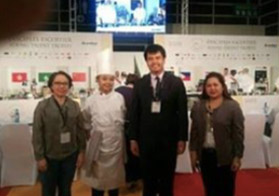 Young Pinay Chef lauded in Escoffier cooking contest