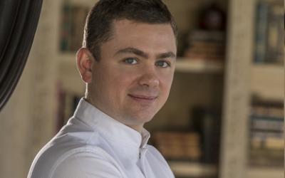 Jean-Rémi Caillon, 2* Michelin
