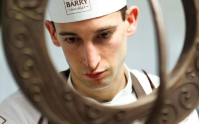 Maxime Michelot, Master Chef Instructor, Pastry