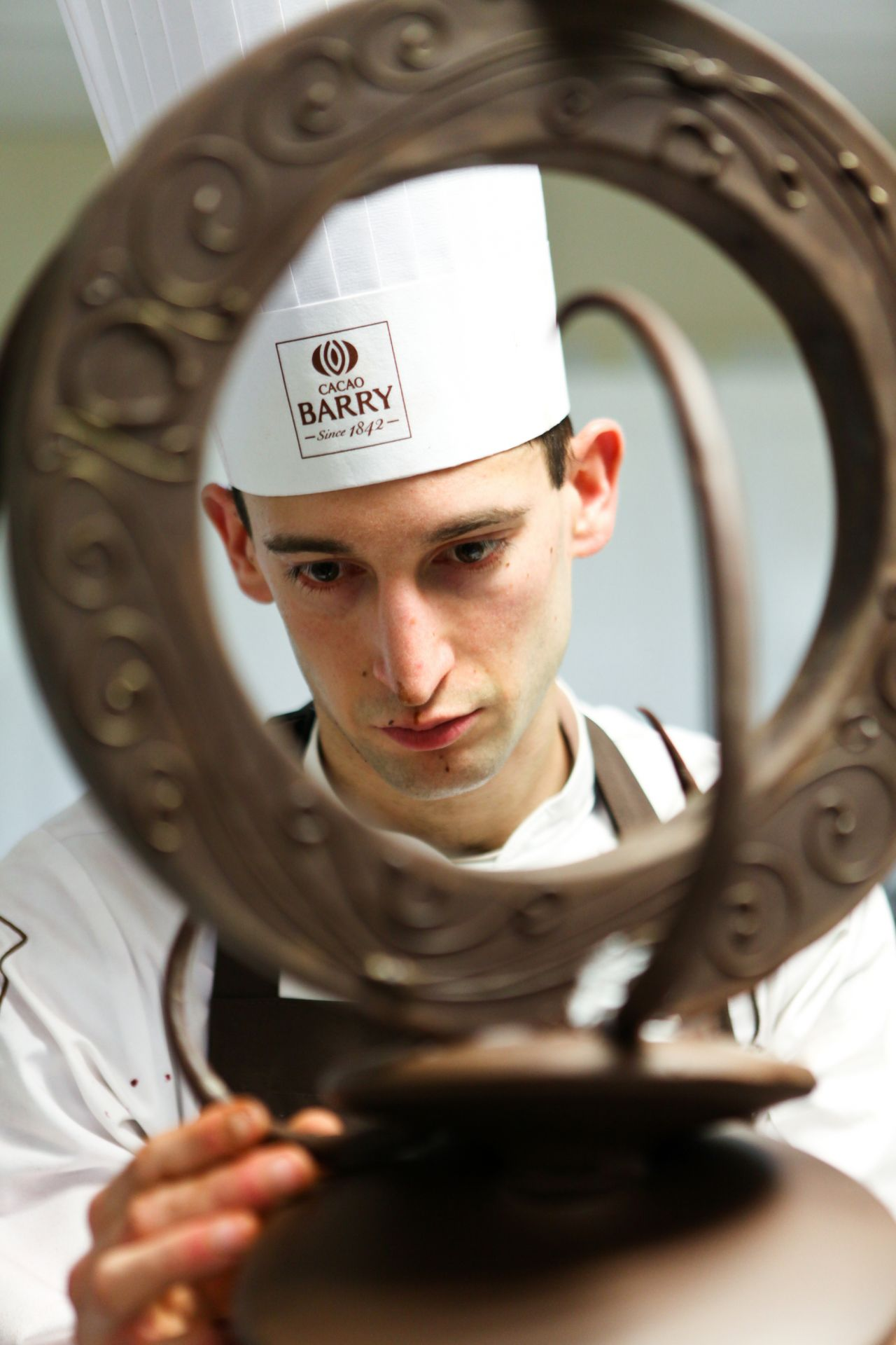 Maxime Michelot Has Joined ICDE In Hong Kong As Pastry Master Chef