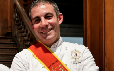 David Contant, Master Chef Instructor
